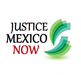 Justice Mexico Now Logo
